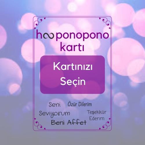 hooponopono Karı seçin
